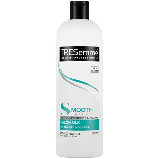 Tresemme Silky Smooth Conditioner 500ml (Made in Britain). - Talabac