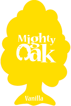 Mighty Oak car freshener - Vanilla - Talabac