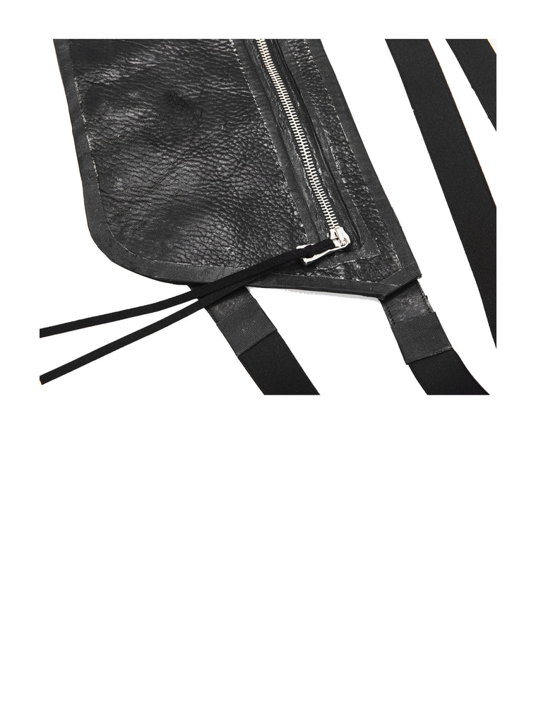 zaldu leather shoulder bag