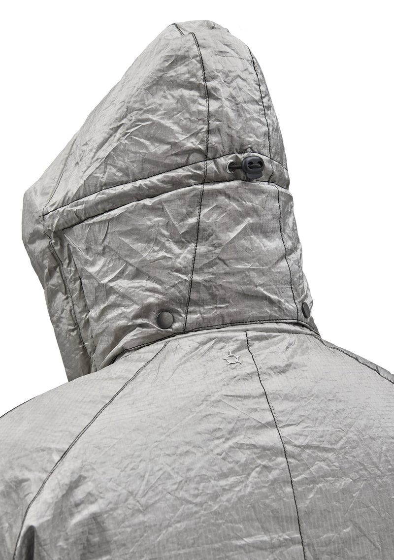 haizete parka silver plated