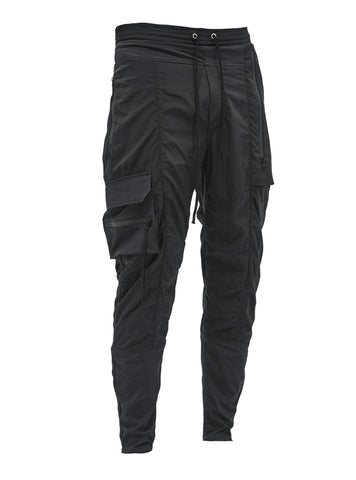 urturi technical poplin cargo pants