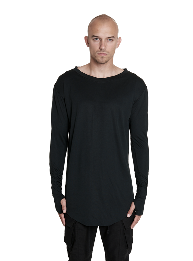 araia technical longsleeve black