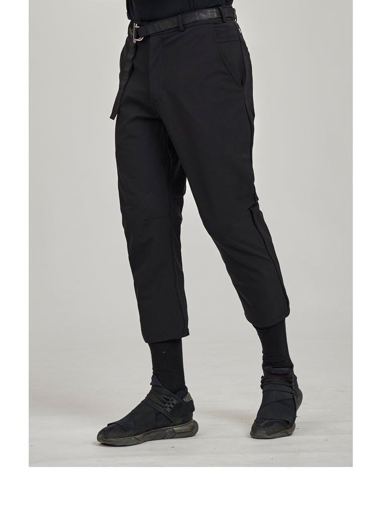 iranzu cropped technical pants