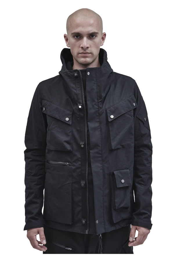 ezina jacket etaproof black