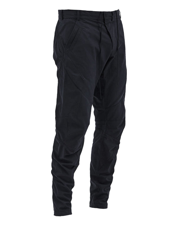 ameztu articulated pants black