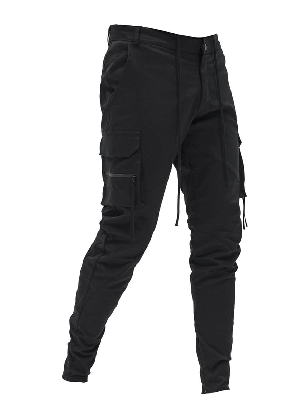 amaitu cargo pants black