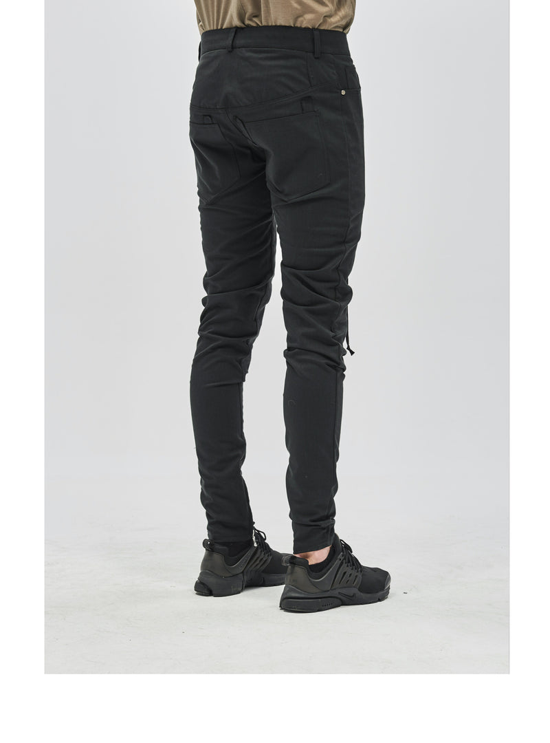 malko water repellent denim / raw denim jeans