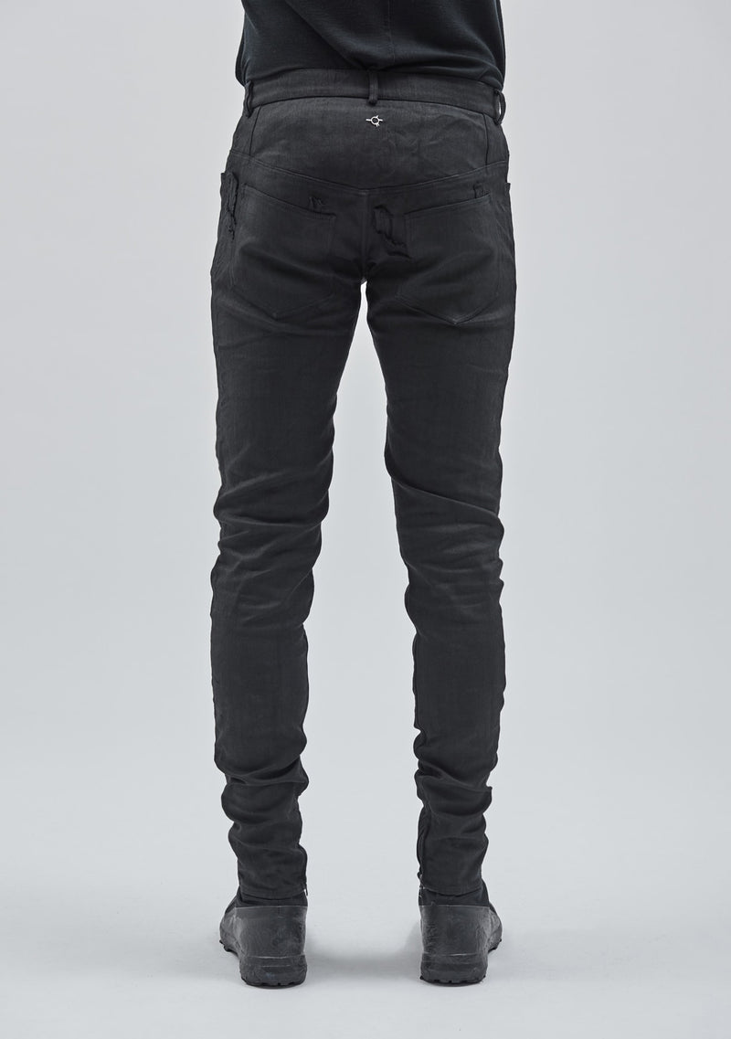 malko jeans coated denim