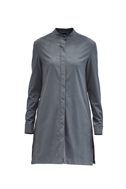 sinetsi long shirt grey