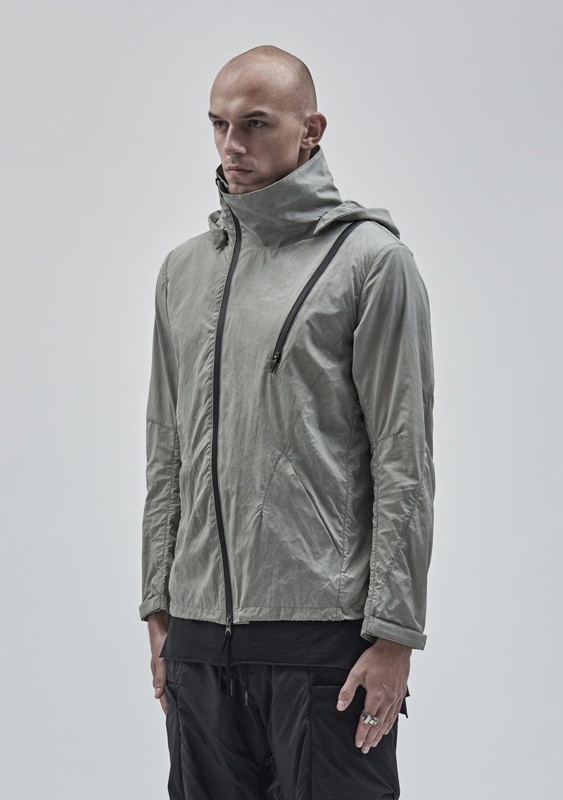 eurria jacket green nylon