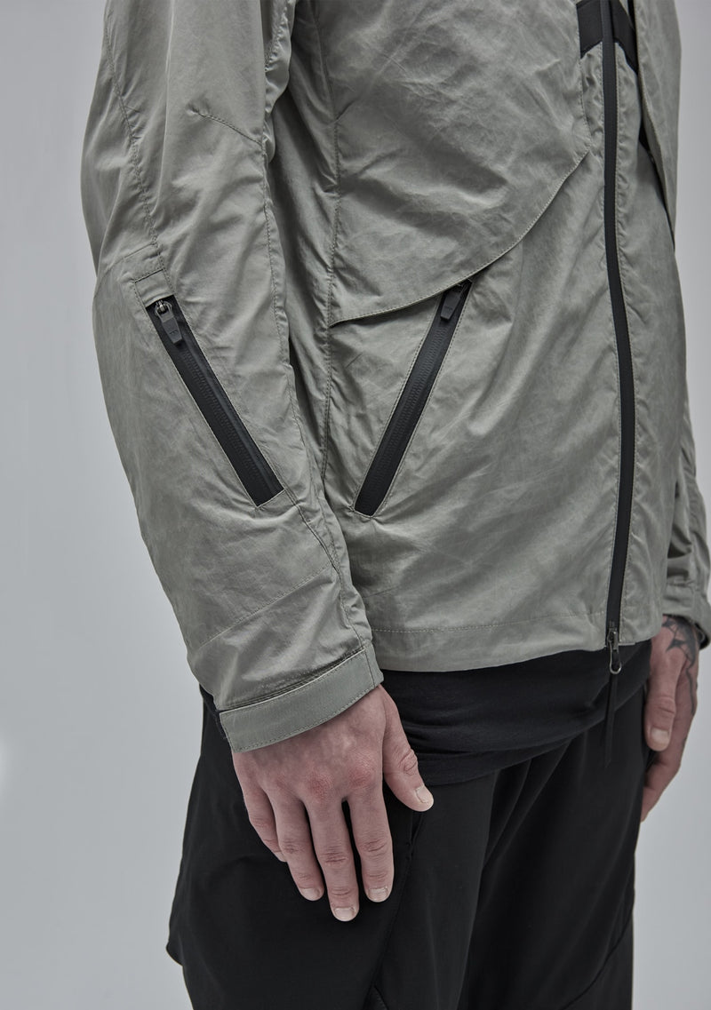 uhal jacket green