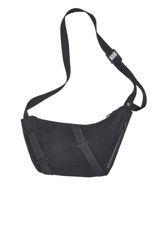 eregi crossbody bag nylon metal
