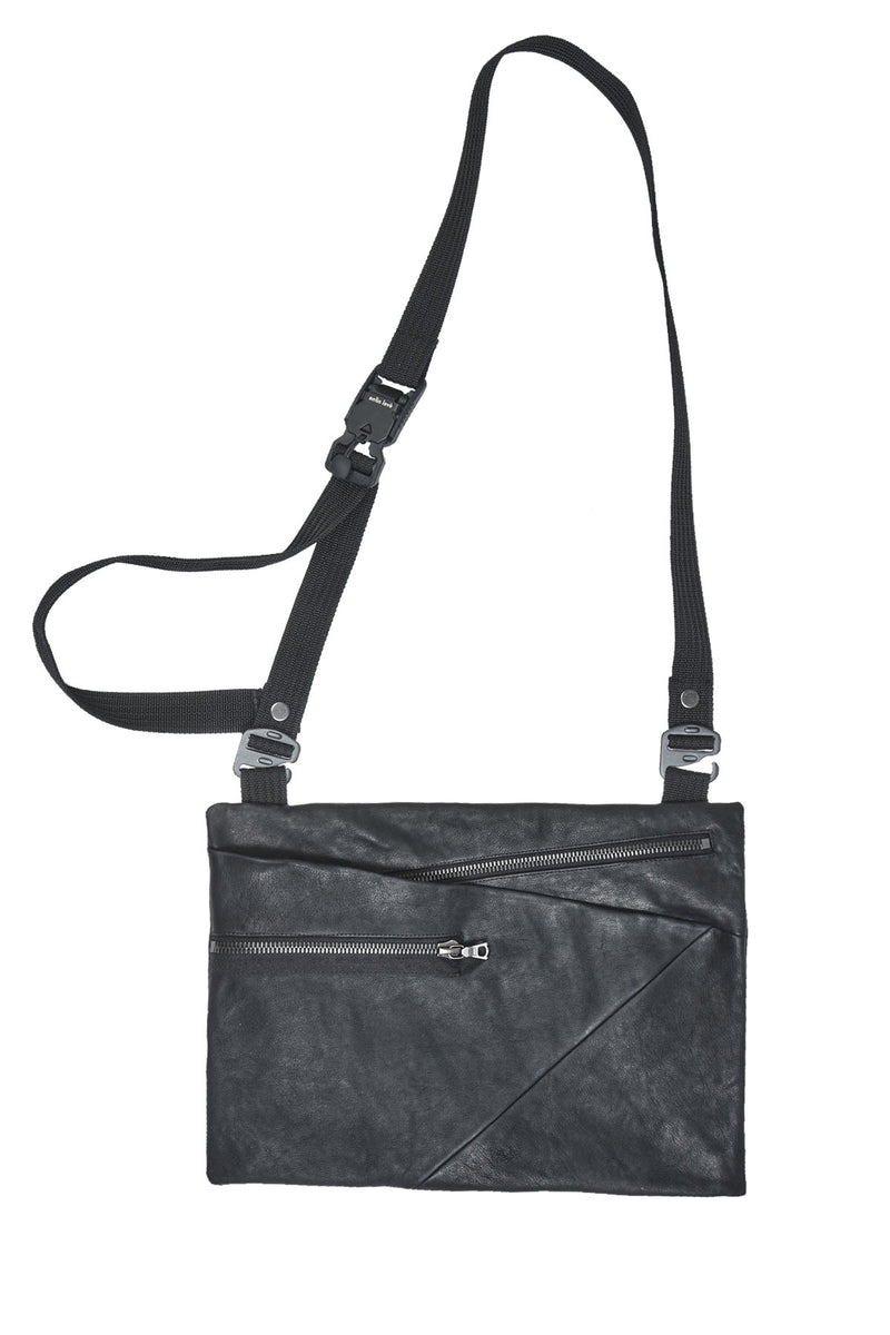 nahasi kangaroo leather shoulder bag