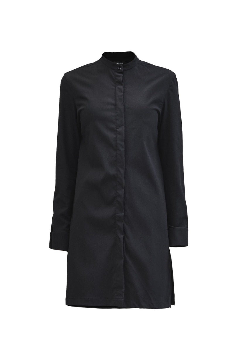 sinetsi long shirt black