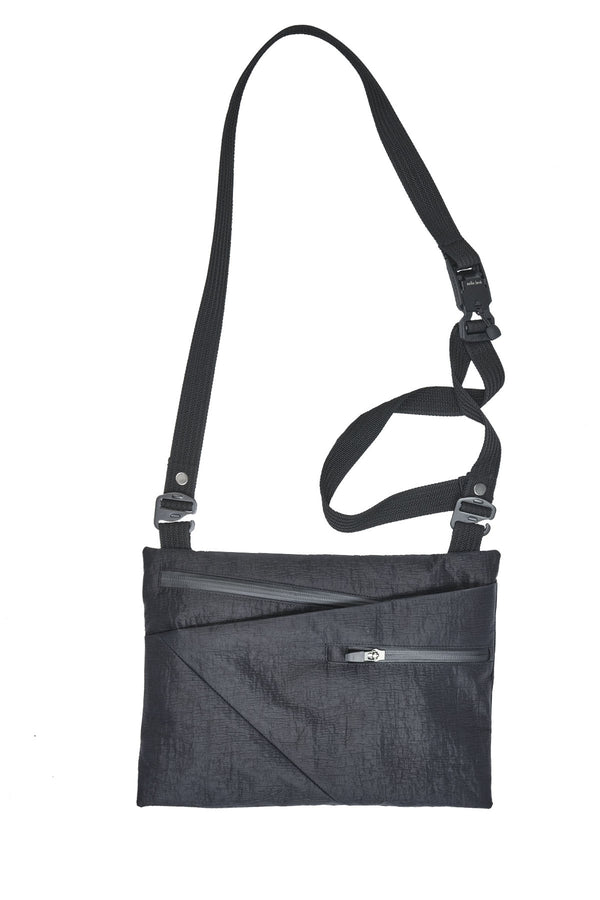 nahasi ultrasonic nylon shoulder bag