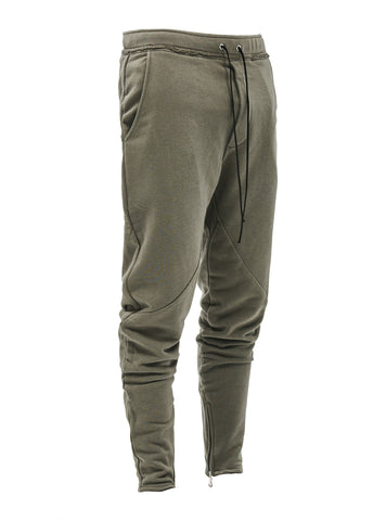larai sweatpants olive grey