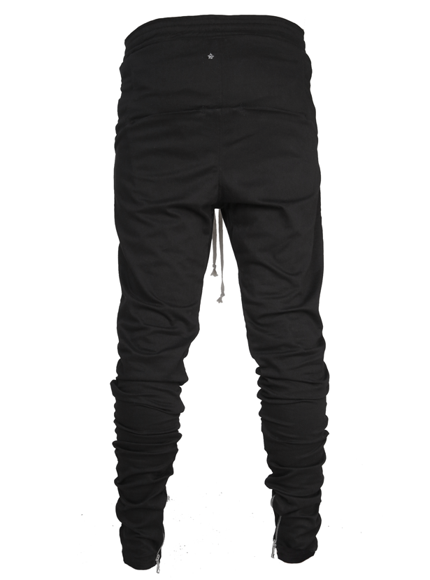 lantz twill pants black – enfin leve