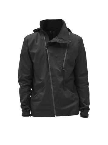 eurria asymmetrical stotz etaproof jacket black
