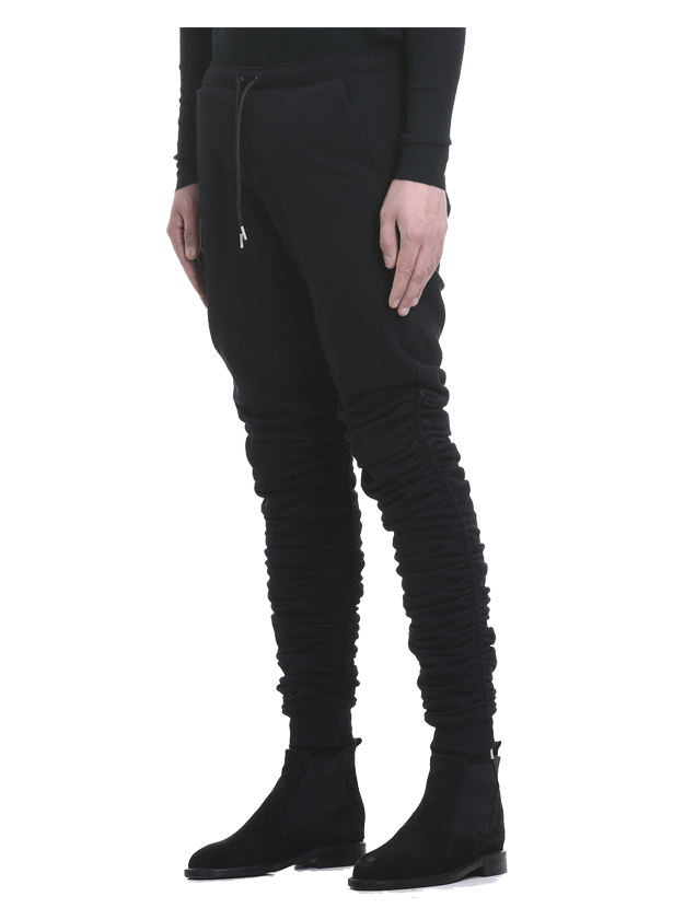 maeztu adjustable sweatpants black