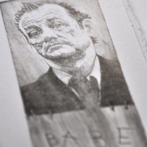 Bill Murray by Branko Modic
