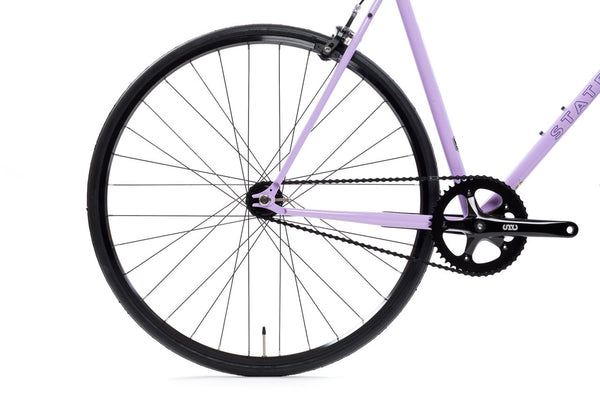 4130 - Perplexing Purple –  (Fixed Gear / Single-Speed)