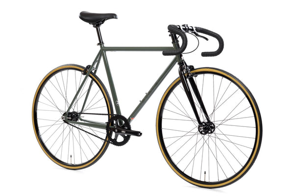 4130 - Army Green –  (Fixed Gear / Single-Speed)