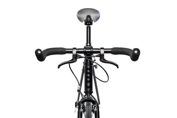 4130 - The Matte Black –  (Fixed Gear / Single-Speed)