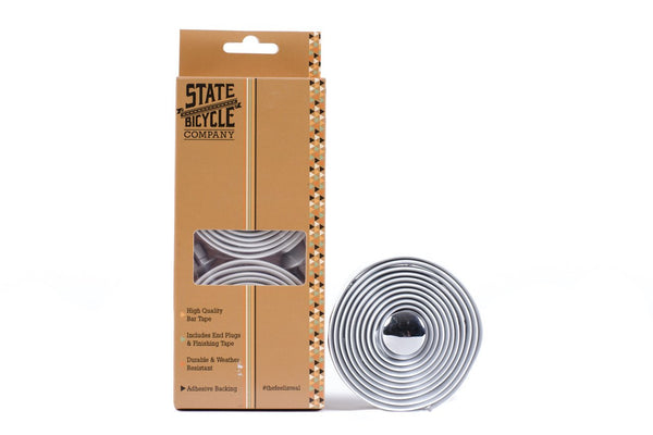 Bar Tape - White - State Bicycle Co.