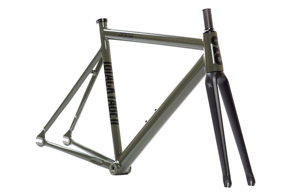 6061 Black Label v2 - Frame Set - Army Green