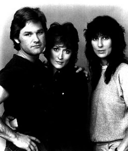 Silkwood Three People posed in Black and White Premium Art Print