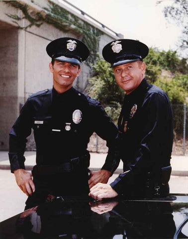 Adam-12 Posed with Hands on Hips High Quality Photo