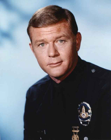 Adam-12 Close Up Portrait High Quality Photo