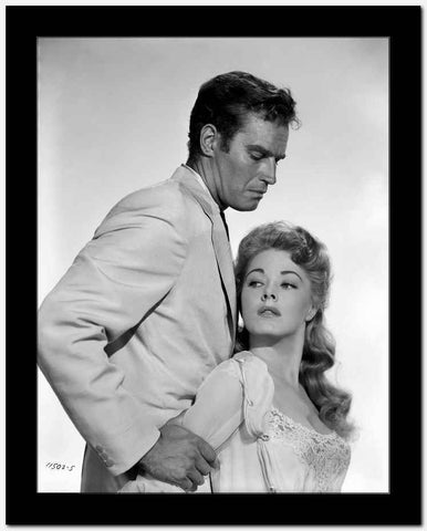Eleanor Parker on a Dress Touched by a Man High Quality Photo