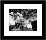 Roy Rogers Riding a Saddled Horse High Quality Photo