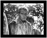 Paul Newman Posed in Dirty Outfit High Quality Photo