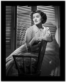 Myrna Loy Reclining in Classic with Gloves High Quality Photo