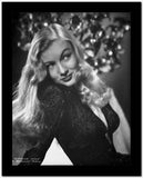 Veronica Lake in Black Dress High Quality Photo