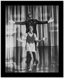 Al Jolson Performing on Stage High Quality Photo