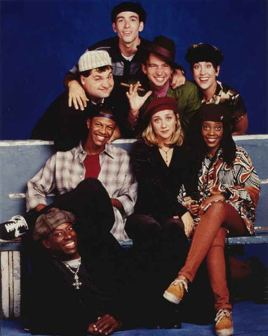 Mad TV Group Picture High Quality Photo