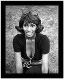 Teresa Graves Seated in Classic High Quality Photo
