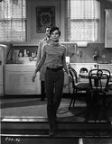 Audrey Hepburn and Efrem Zimbalist Jr. Wait Until Dark Movie Scene - Pho...