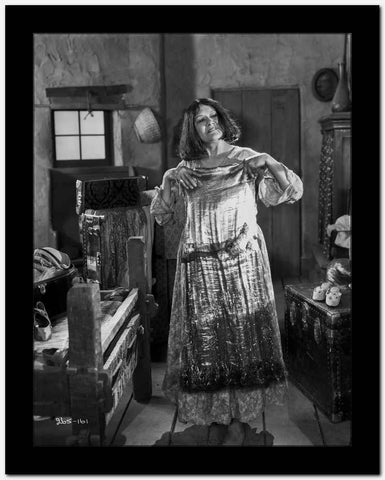 Greta Garbo as Nanny Movie Scene High Quality Photo