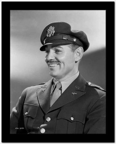 Clark Gable Celebrities Who Served In The Military High Quality Photo High...