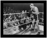 Dead End Kids Cast Member Inside the Ring Fighting High Quality Photo