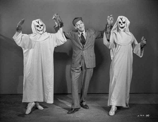 Dead End Kids Three Cast Member Dancing in Black and White Premium Art Print