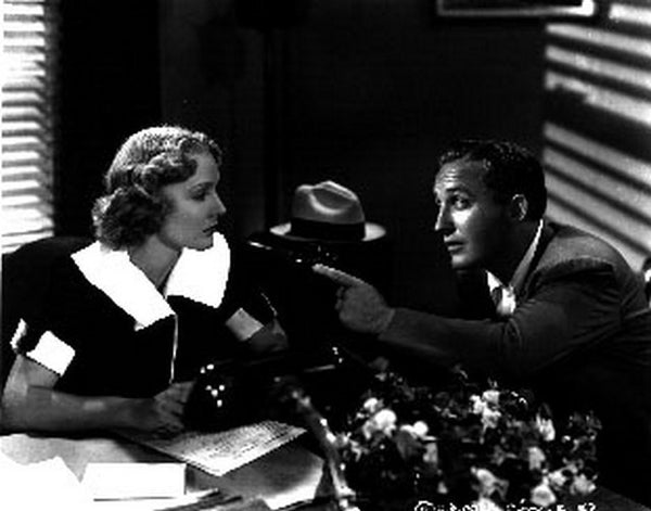 Pennies From Heaven Couple Discussing Scene Excerpt from Film Premium Art Print