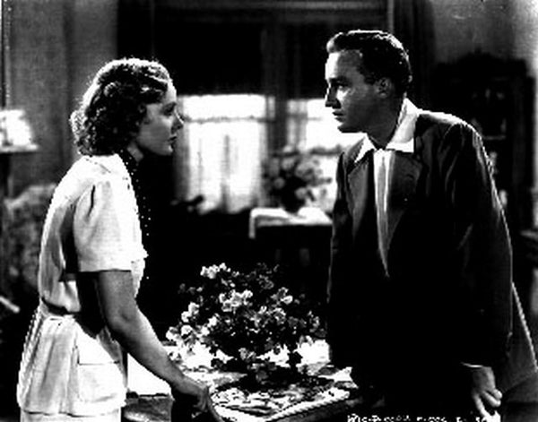 Pennies From Heaven Couple Talking Scene Excerpt from Film Premium Art Print