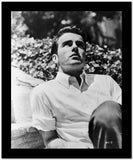 Montgomery Clift Portrait wearing White Sleeves High Quality Photo