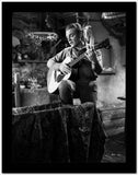 James Cagney Playing Guitar Classic Portrait High Quality Photo