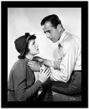 Humphrey Bogart with Lady High Quality Photo